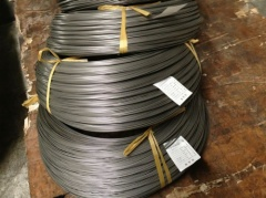 Cold drawn alloy steel wire